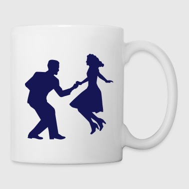 Swing dance - Coffee/Tea Mug