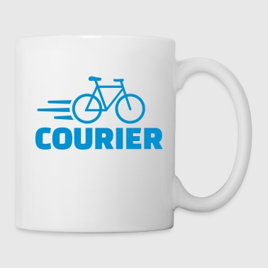 Bike courier - Coffee/Tea Mug
