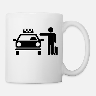 Fake Taxi - Coffee/Tea Mug