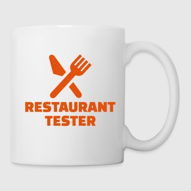 Restaurant tester - Coffee/Tea Mug