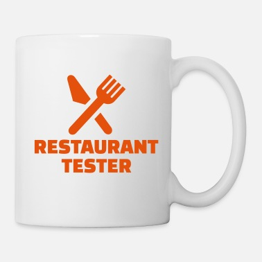 Restaurant Restaurant tester - Coffee/Tea Mug