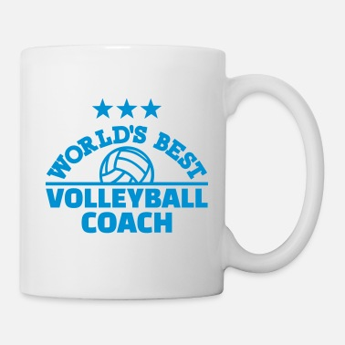 Coach Volleyball coach - Coffee/Tea Mug