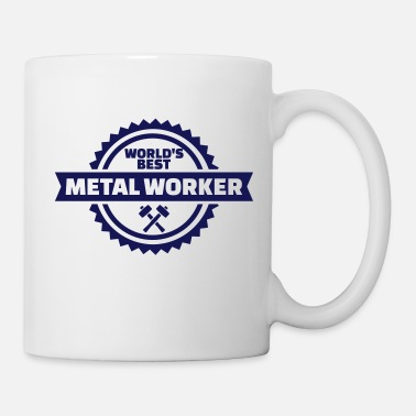 Worker Metal worker - Coffee/Tea Mug