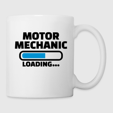Motor mechanic - Coffee/Tea Mug