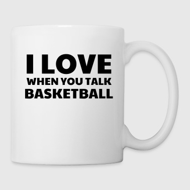 Basketball Basket ball Basket-Ball Game Sport - Coffee/Tea Mug