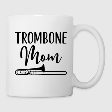 Trombone Mom Music Gift - Coffee/Tea Mug