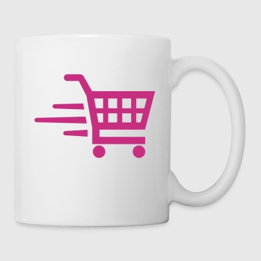 Shopping cart - Coffee/Tea Mug