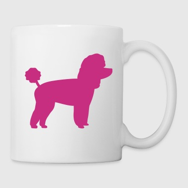 Toy Poodle - Coffee/Tea Mug