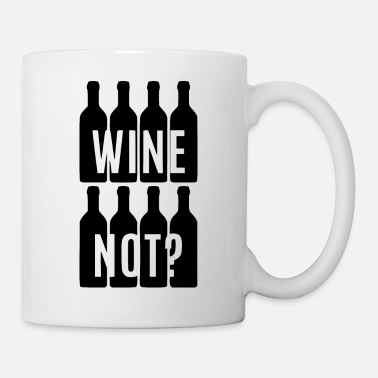 Book wine not - Coffee/Tea Mug