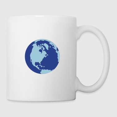 Globe - Coffee/Tea Mug