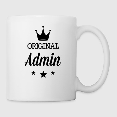 Original admin - Coffee/Tea Mug