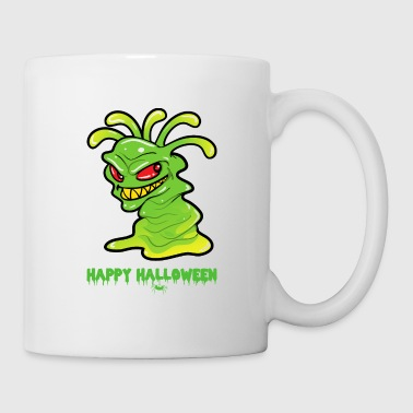 Halloween Trick or Treat Zombie Horror Monster - Coffee/Tea Mug