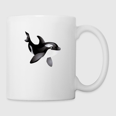 whale - Coffee/Tea Mug