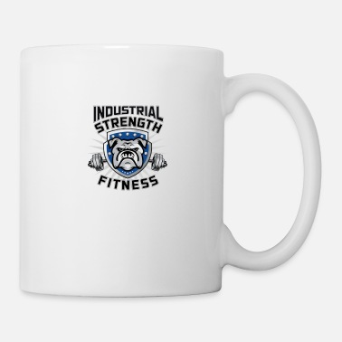 Pitch Industrial strength fitness - Mug