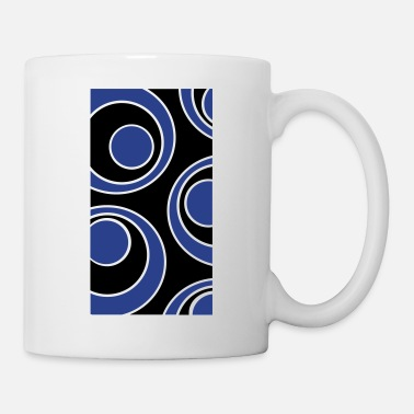 Mobil 70's Pattern 2C (color switch) - Mug