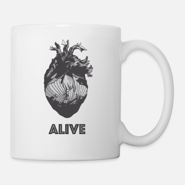 Alive ALIVE - Coffee/Tea Mug