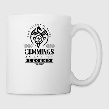 Cum CUMMINGS - Coffee/Tea Mug