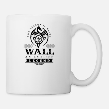 Wall WALL - Coffee/Tea Mug