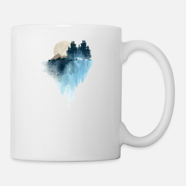 Landscape landscape - Coffee/Tea Mug