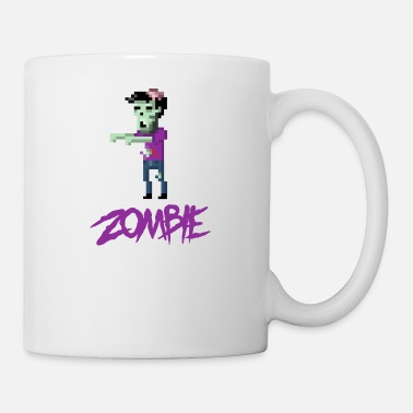 8 Bit Zombie - Coffee/Tea Mug