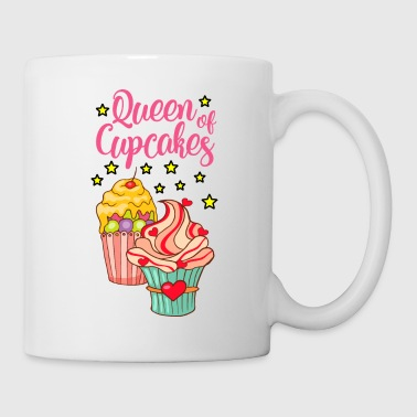 Cupcake Muffin Bakery Cake Candy Sweets Cookie - Coffee/Tea Mug