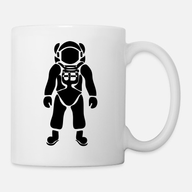 Satellite space - Mug