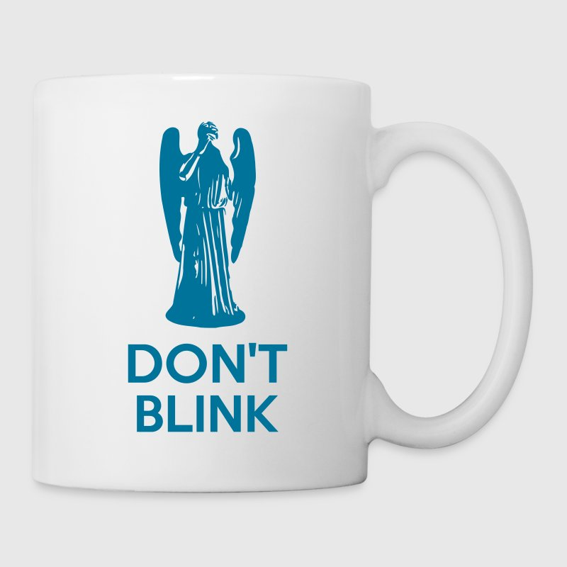 Don't Blink - Coffee/Tea Mug