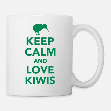 Kiwi Kiwi - Coffee/Tea Mug