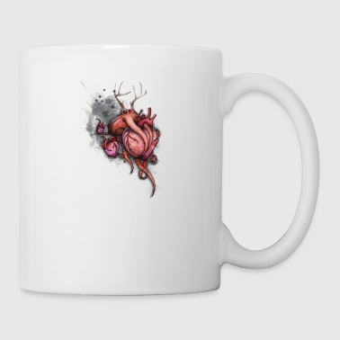 Three Hearts - Coffee/Tea Mug