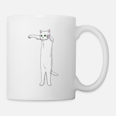 Long Long cat is long - Mug