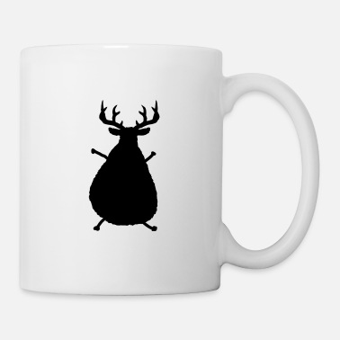 New Orleans Fat Deer New - Coffee/Tea Mug