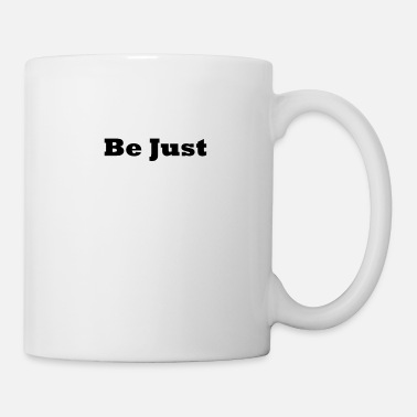 Equitation Be Just - Coffee/Tea Mug