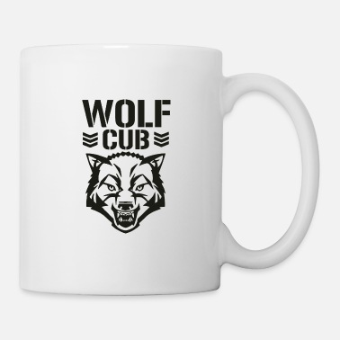 Cub Wolf Cub - Coffee/Tea Mug