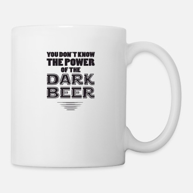 Cheers the power of black - Mug