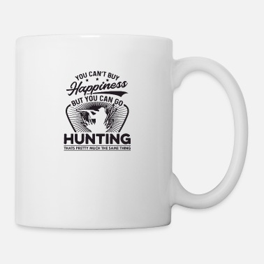 Mountains you can t buy happiness - Mug