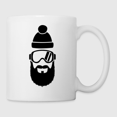 Ski - Coffee/Tea Mug