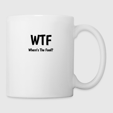 Where's the Food? - Coffee/Tea Mug