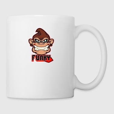 Funky Monkey - Coffee/Tea Mug