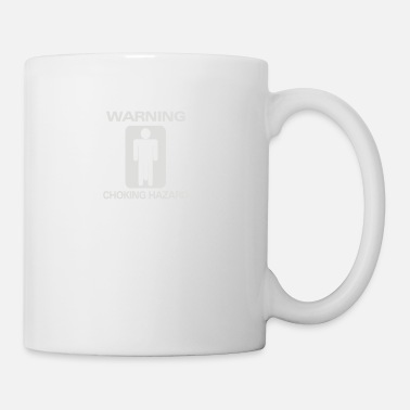 Choking Choking Hazard - Coffee/Tea Mug