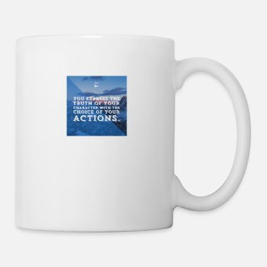 Quote Quote - Coffee/Tea Mug