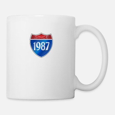 Since Since 1987 - Coffee/Tea Mug