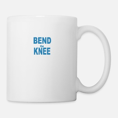 Knee Bend the knee - Coffee/Tea Mug