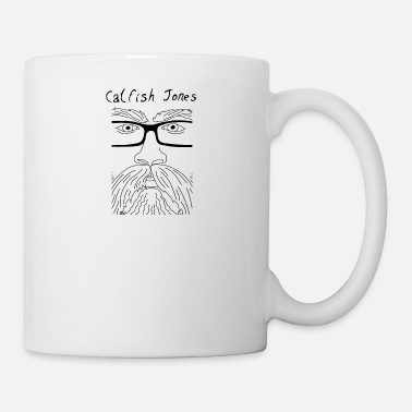 Loopy Catfish Jones Face - Mug