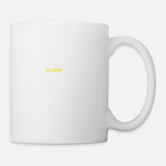 Love Mugs & Drinkware - U.S Army Veteran, gift, birthday - Mug white