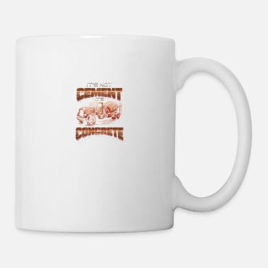 Tool Concrete Finisher Not Cement Construction Worker - Mug