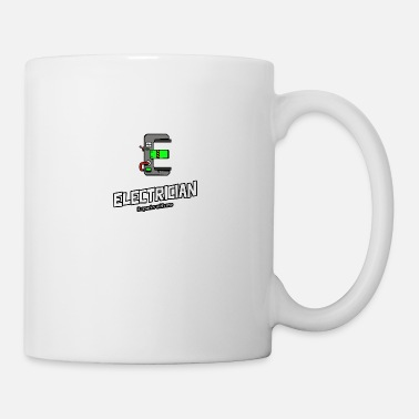 Electricity Electrician Electricity Electric Electrical Power - Mug