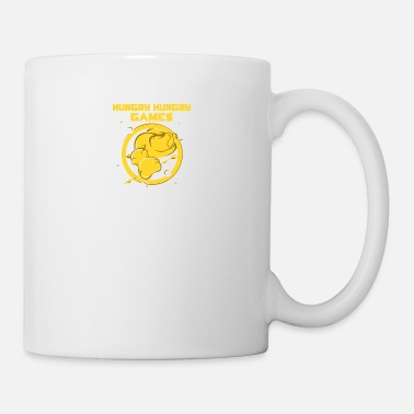 Hungry Hungry Hungry Games - Mug