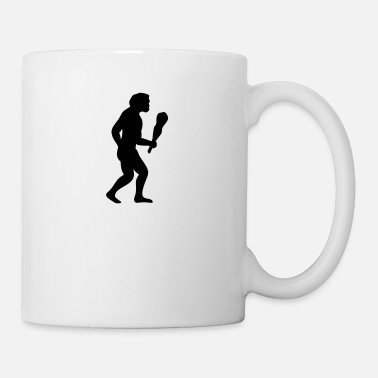 Primal Caveman - Primal man - Coffee/Tea Mug