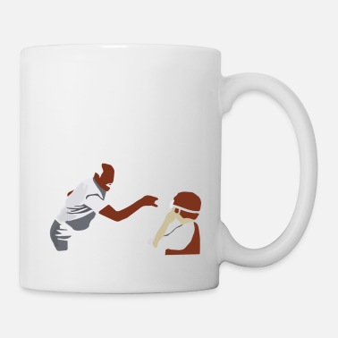Up Ya done messed up Aaron - Coffee/Tea Mug