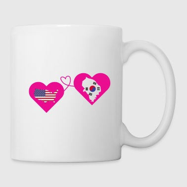 The Love Between Father And Daughter T Shirt - Coffee/Tea Mug